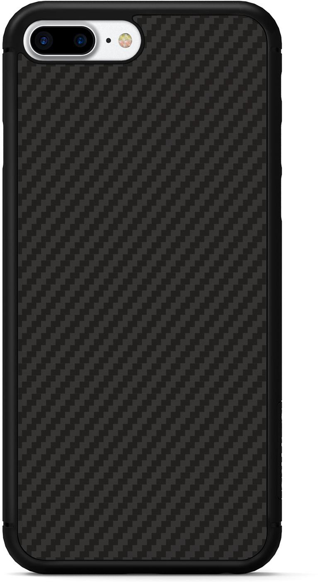 Nillkin Synthetic Fiber чехол для Apple iPhone 8 Plus/7 Plus, Black
