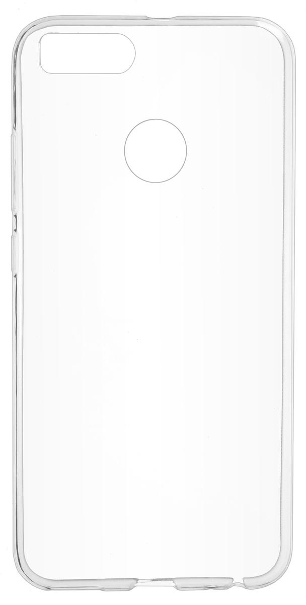 Skinbox Slim Silicone чехол-накладка для Xiaomi Mi 5X/A1, Transparent чехлы для телефонов skinbox накладка skinbox slim silicone color для apple iphone 7