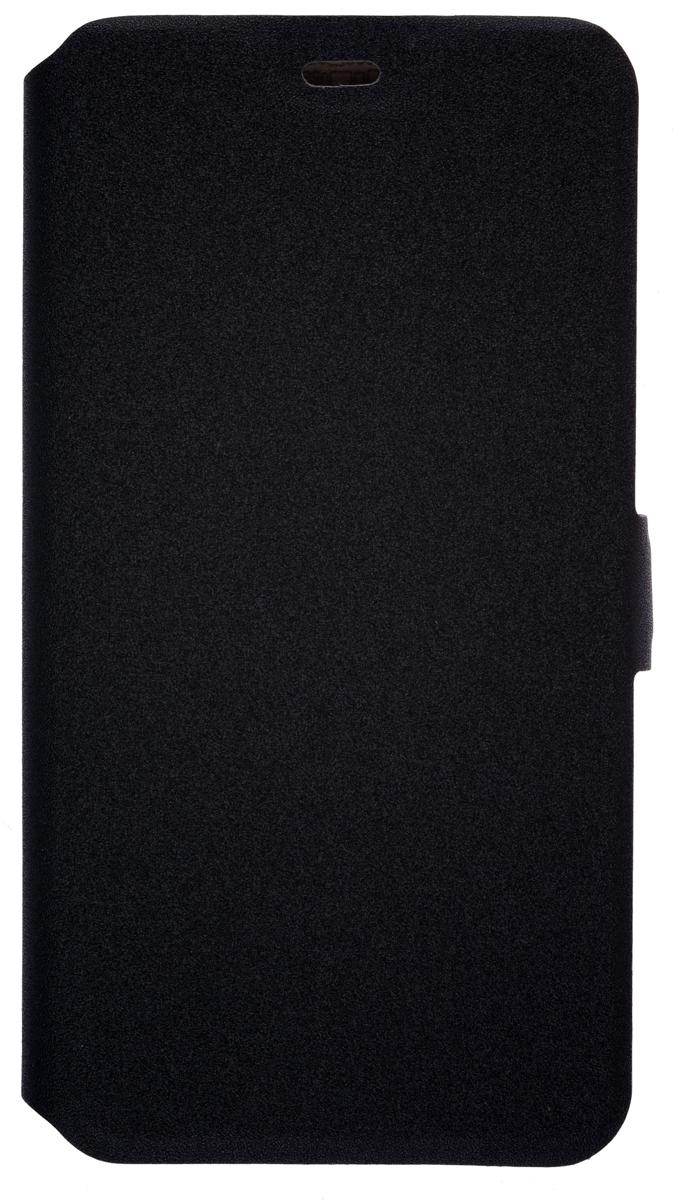 Prime Book чехол для Moto C, Black2000000155678Чехол-книжка для Moto C PRIME book
