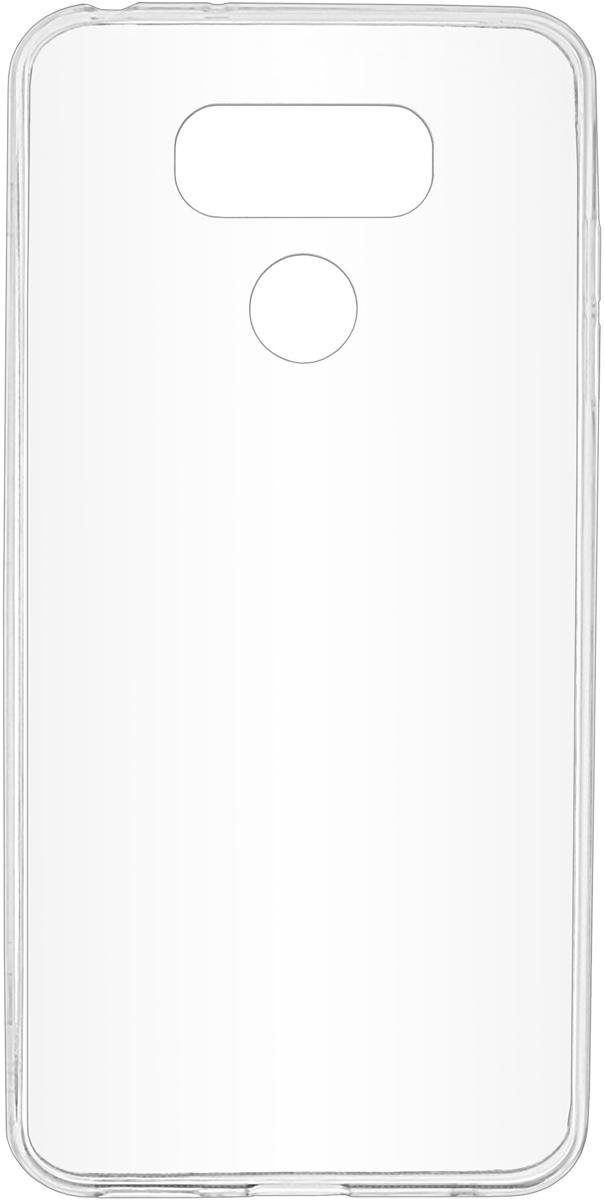 Skinbox Slim Silicone чехол для LG G6, Transparent чехлы для телефонов skinbox накладка skinbox slim silicone color для apple iphone 7