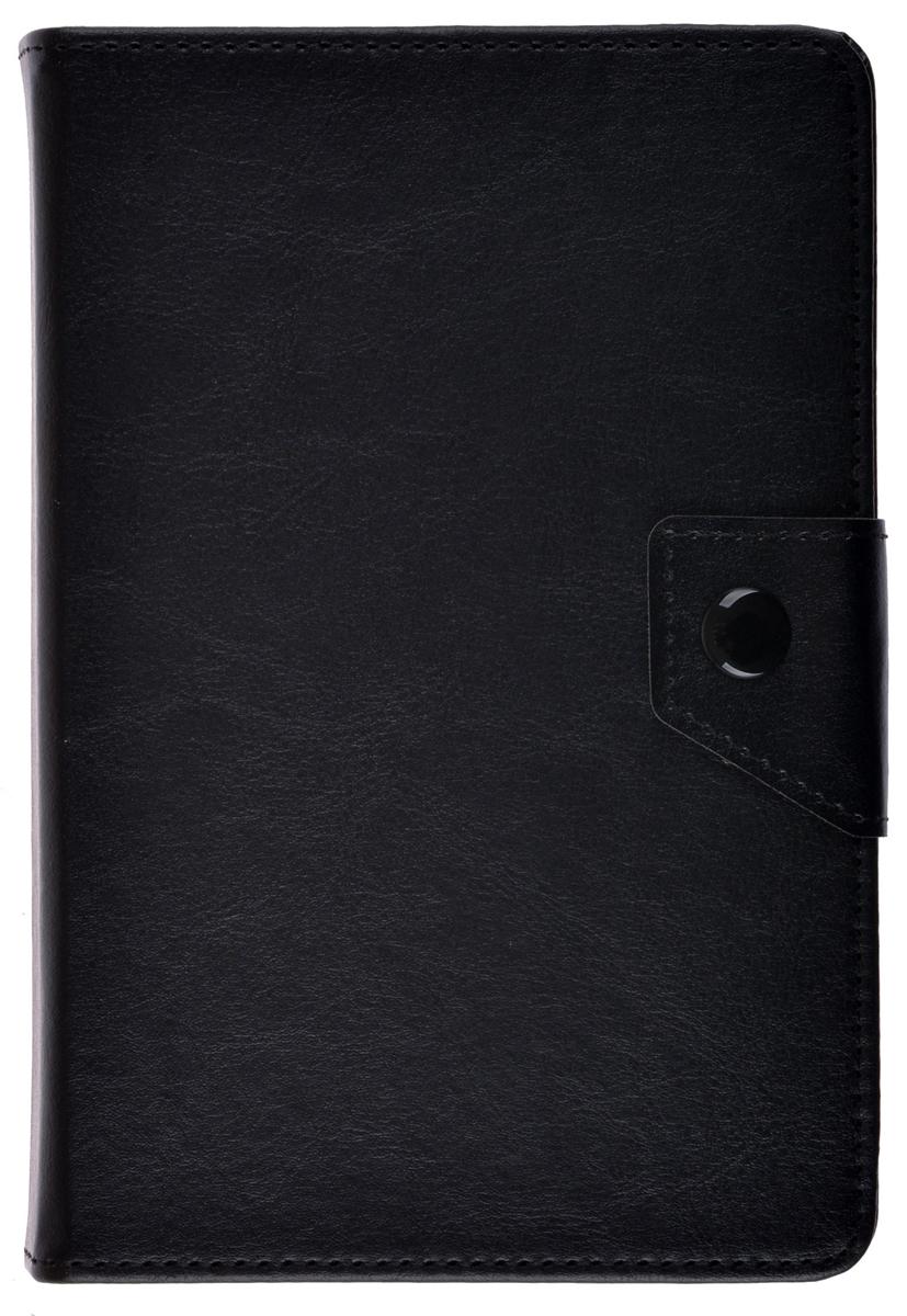 ProShield Universal Slim универсальный чехол для планшетов 8, Black2000000157610Универсальный чехол-книжка с клипсой для планшетов 8