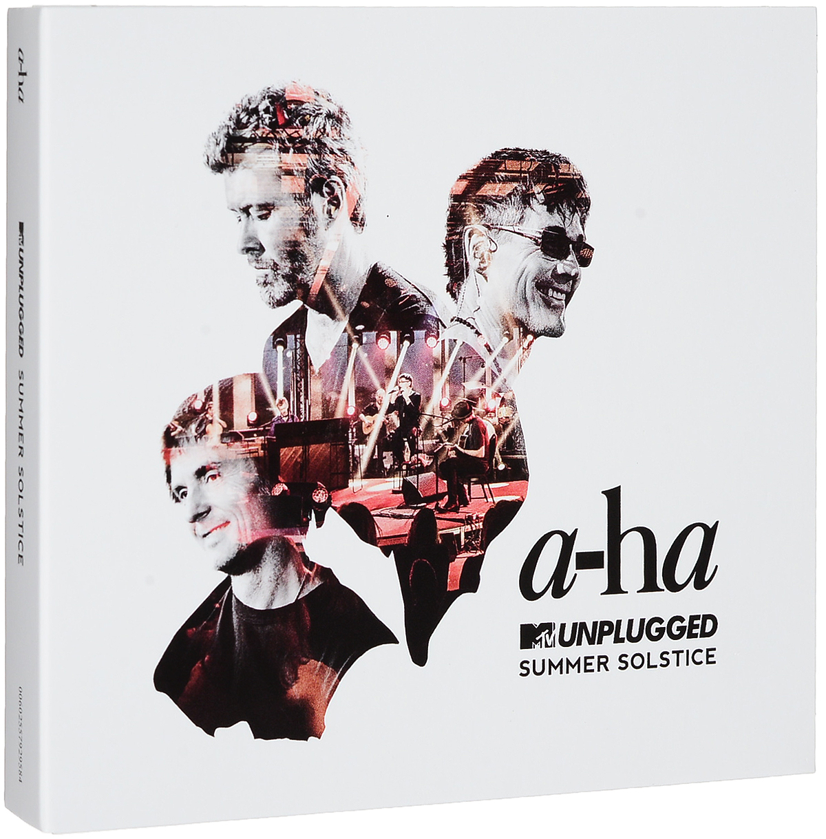 A-Ha A-ha. MTV Unplugged - Summer Solstice (2 CD + Blu-ray) a ha a ha stay on these roads deluxe edition 2 cd