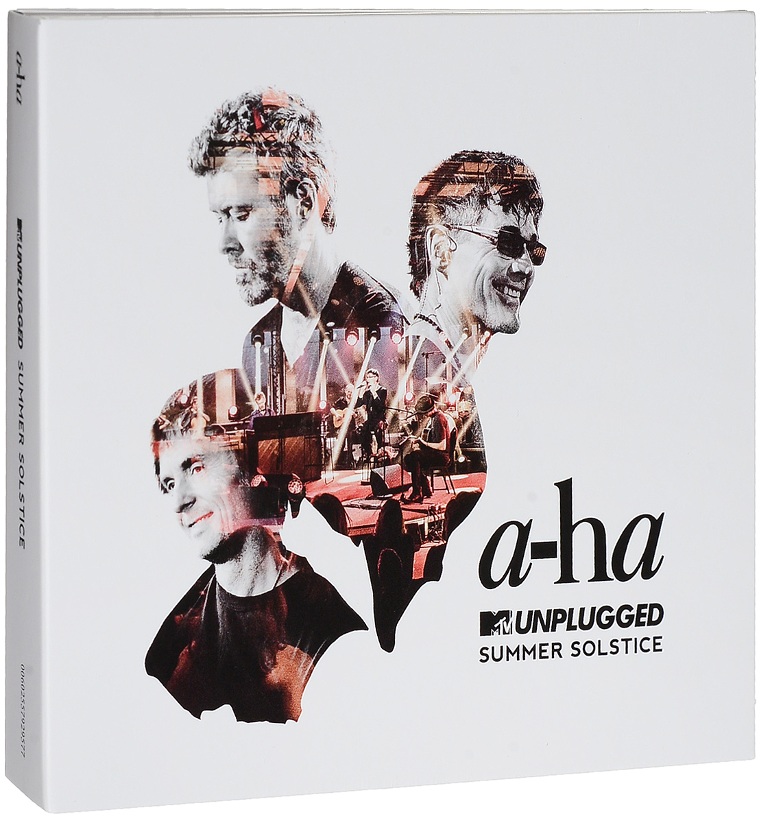 A-Ha A-ha. MTV Unplugged - Summer Solstice (2 CD + DVD) a ha a ha stay on these roads deluxe edition 2 cd