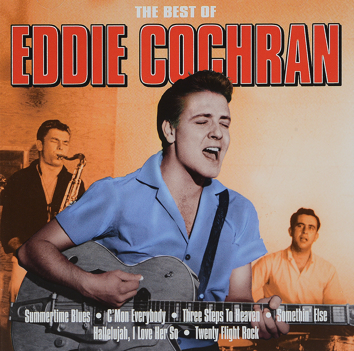 COCHRAN, EDDIE. THE BEST OF the best chrismas