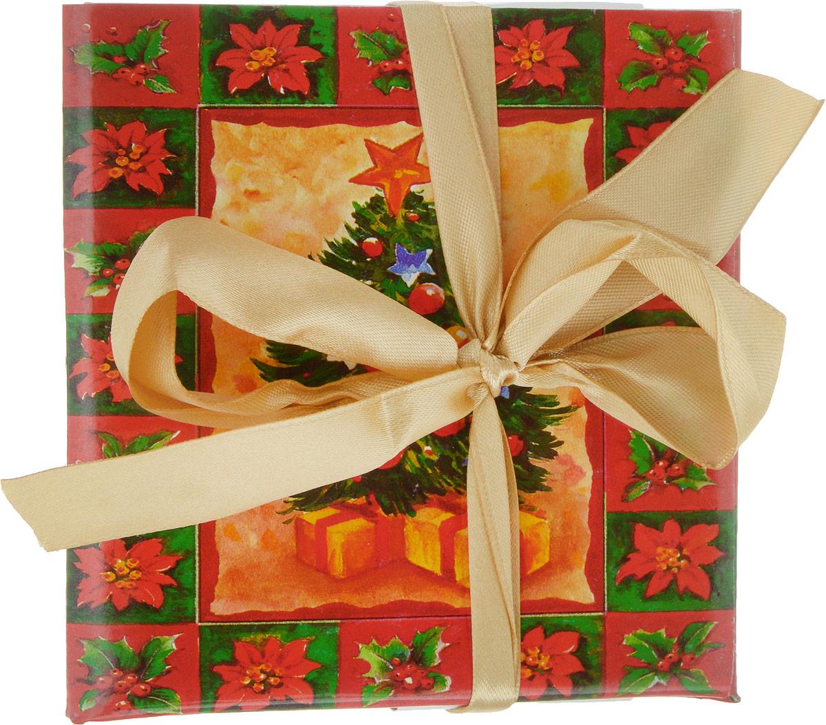 Коробка подарочная Winter Wings, цвет: красный, золотой, 12 х 12 х 12 смN14060/128_красный, золотойРаскладная подарочная коробка Winter Wings выполнена из прочного картона. Изделие оформлено новогодним рисунком.Подарочная коробка - это наилучшее решение, если вы хотите порадовать ваших близких и создать праздничное настроение, ведь подарок, преподнесенный в оригинальной упаковке, всегда будет самым эффектным и запоминающимся. Окружите близких людей вниманием и заботой, вручив презент в нарядном, праздничном оформлении.