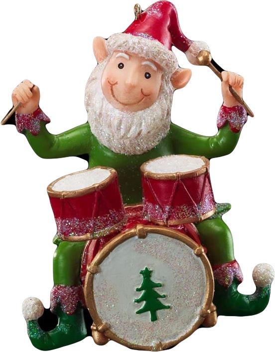 Дизайнерское украшение в виде рождетсвенского музыканта впечатляет яркими деталями костюма и праздничным образом.  Новогодние украшения всегда несут в себе волшебство и красоту праздника. Создайте в своем доме атмосферу тепла, веселья и радости, украшая его всей семьей.