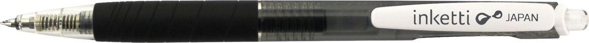 Penac Ручка гелевая автоматическая Inketti черная