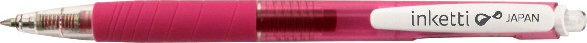 Penac Ручка гелевая автоматическая Inketti розовая