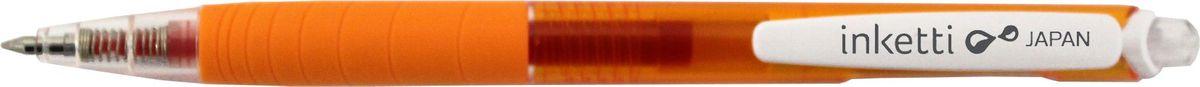 Penac Ручка гелевая автоматическая Inketti оранжевая