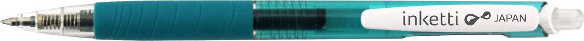 Penac Ручка гелевая автоматическая Inketti цвет корпуса бирюзовыйBA3601-33EFНовинка Penac Inketti из Японии. Самые быстросохнущие чернила в мире. Сложная технология и яркие чистые цвета делают Inketti Gel уникальной. Вы будете приятно удивлены ее долгим, стабильно высоким и четким качеством письма.Но главное, надписи, сделанные ей, высыхают гораздо быстрее, чем любыми аналогичными ручками, что подтверждено лабораторными исследованиями. Двойной шарик – 3в1. Система двойного шарика обеспечивает три основных преимущества: - исключительную плавность письма- предотвращение утечки чернил- защиту чернил от высыхания, когда ручка не используется. Экономичный расход чернил. Большой объем чернил, точная подача и тонкая линия письма гарантируют, что Penac Inketti хватит надолго. Вы можете быть уверены, что чернила не закончатся в них быстро.Новая формула чернил-мягкое письмо. Чернила Penac Inketti являются собственной разработкой компании. Они прошли множество тестов на мягкость, скорость высыхания, яркость, впитываемость в бумагу. Наличие в пишущем узле керамического шарика, исключительного по своей надежности и долговечности, дополнительно гарантирует плавное, стабильно высокое качество письма.