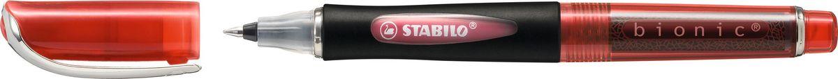 Stabilo Ручка-роллер Bionic цвет чернил красный