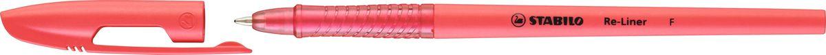 STABILO Ручка шариковая Re-liner 868 F красный 868