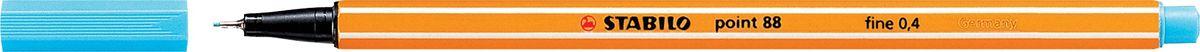STABILO Ручка капилярная Point 88 небесная лазурь небесная канцелярия небесная канцелярия эфир