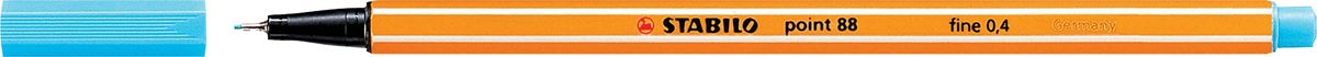 STABILO Ручка капилярная Point 88 небесная лазурь небесная тропа
