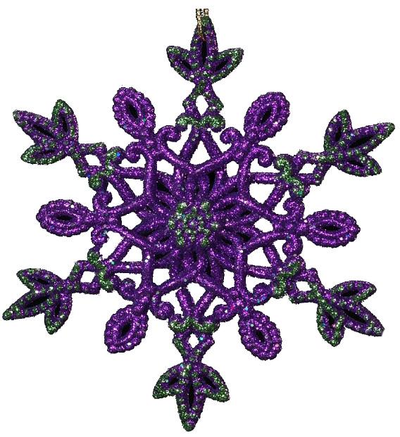 Украшение для интерьера новогоднее Erich Krause Снежинка кружевная, 12,5 см. 4032240322Снежинка насыщенного фиолетового цвета привлекает внимание своей ажурной конструкцией. Подходит для украшения елки и помещения. Яркий цвет дополняют красочные блестки, завораживающие своим сиянием.Новогодние украшения всегда несут в себе волшебство и красоту праздника. Создайте в своем доме атмосферу тепла, веселья и радости, украшая его всей семьей.