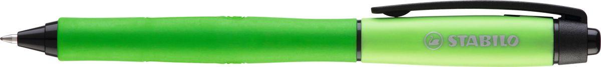 Stabilo Ручка гелевая автоматическая Palette XF цвет чернил синий ручка гелевая cello snow gel 0 5мм ассорти синие чернила пластик стакан
