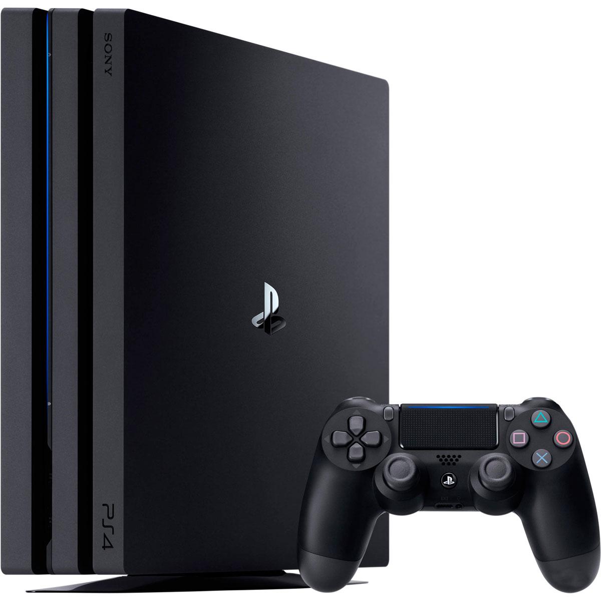 Игровая приставка Sony PlayStation 4 Pro (1 TB), Black (CUH-7108В) 1CSC20003266
