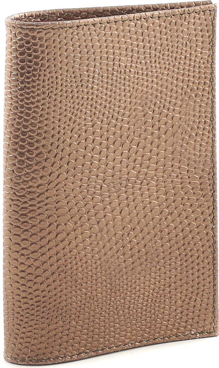 Обложка для паспорта женская Fiato, цвет: коричневый. р4000 FIATO Д-151р4000 FIATO Д-151 (обложка женская)Обложка для паспорта итальянского бренда Fiato от известной дизайнерской студии Sepani lab, сделана из натуральной кожи.