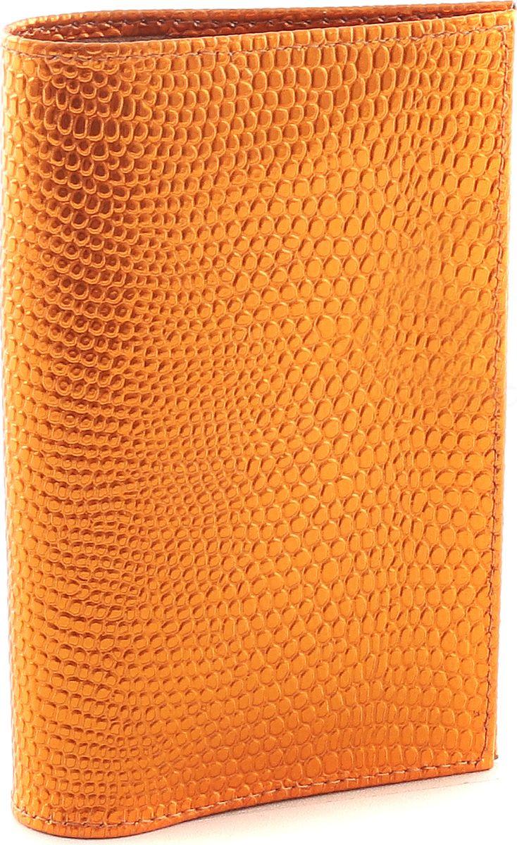 Обложка для паспорта женская Fiato, цвет: рыжий. р4000 FIATO В-18р4000 FIATO В-18 (обложка женская)Обложка для паспорта итальянского бренда Fiato от известной дизайнерской студии Sepani lab, сделана из натуральной кожи.