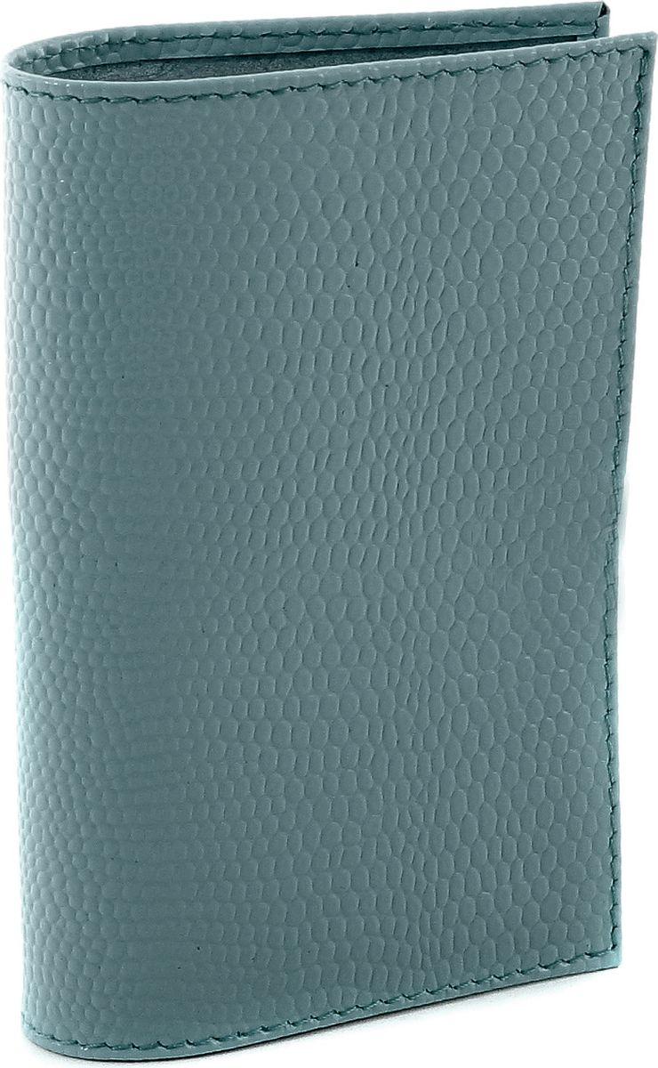 Обложка для паспорта женская Fiato, цвет: голубой. р4000 FIATO В-108р4000 FIATO В-108 (обложка женская)Обложка для паспорта итальянского бренда Fiato от известной дизайнерской студии Sepani lab, сделана из натуральной кожи.
