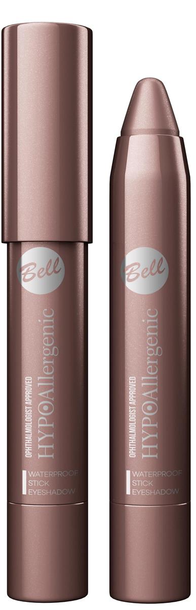Bell Hypoallergenic Тени для век в карандаше Waterproof Stick Eyeshadow, Тон №0514801