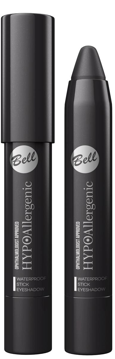 Bell Hypoallergenic Тени для век в карандаше Waterproof Stick Eyeshadow, Тон №12