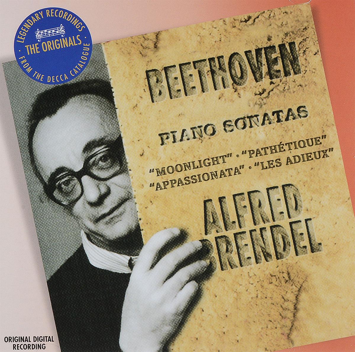 Альфред Брендель Alfred Brendel. Beethoven: Piano Sonatas beethoven sonatas