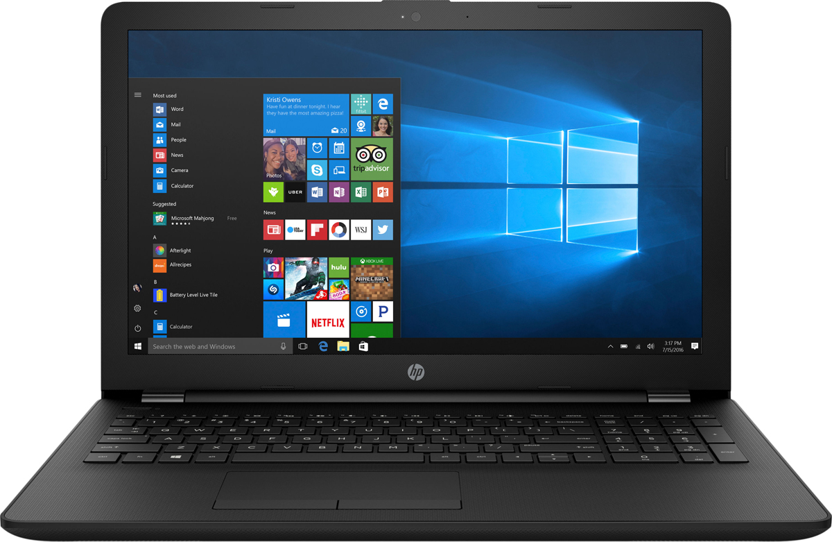 HP 15-bw027ur, Jet Black (2BT48EA) hp ce320ad 128a black