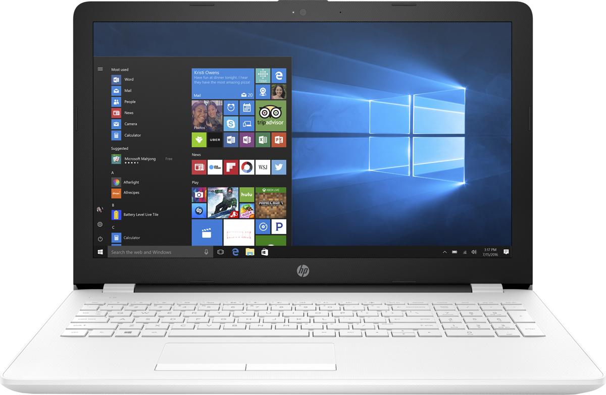 HP 15-bw580ur, Snow White (2QE20EA)512813Слот для замка безопасности Kensington MicroSaver