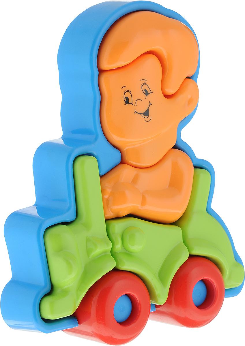 Zebratoys Логическая игрушка Формочка zebratoys формочка для песочницы собака