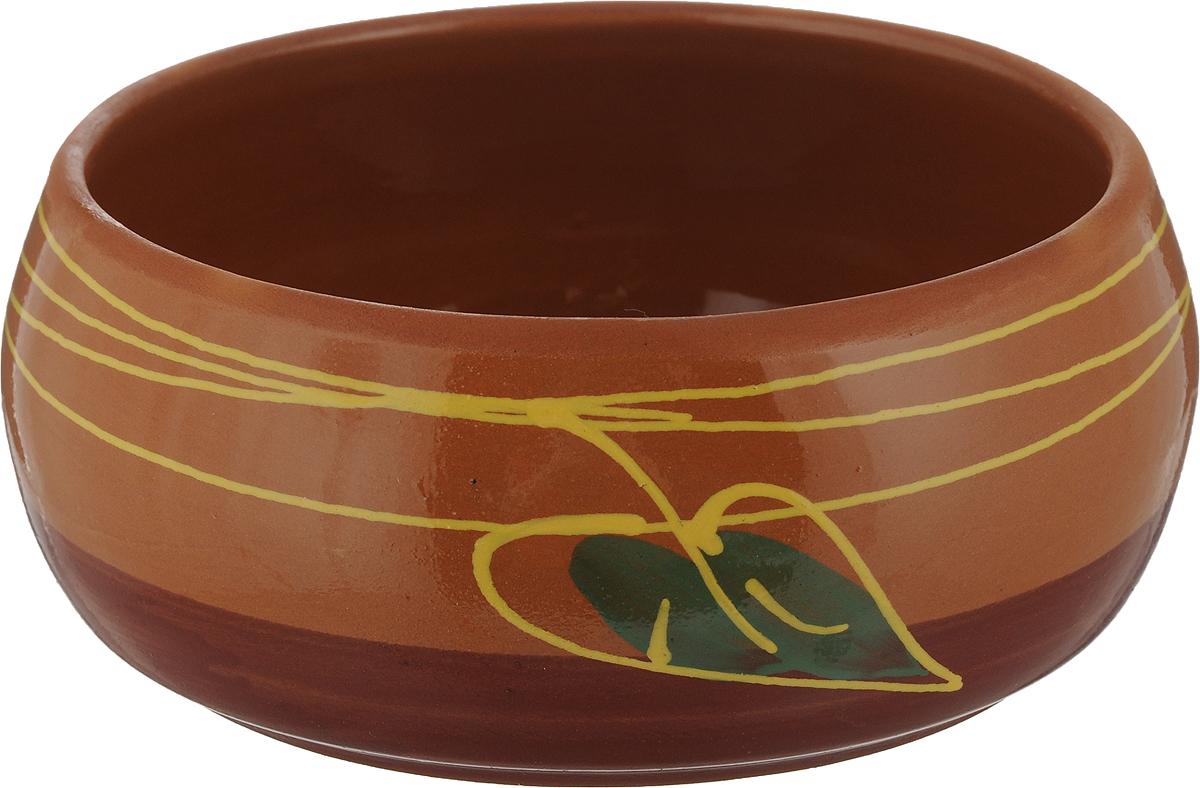Судок для запекания Борисовская керамика Русский, 900 млОБЧ00000912Судок для запекания Борисовская керамика Русский выполнен из высококачественной керамики. Судок имеет толстые стенки и дно, что позволяет ему равномерно нагреваться и долго сохранять тепло. Приготовленные в керамической посуде блюда сохраняют все витамины, а благодаря низкой теплопроводности материала, блюда приобретают незабываемый вкус.Красивый внешний вид изделия позволяет использовать его не только для запекания, но и для сервировки стола.