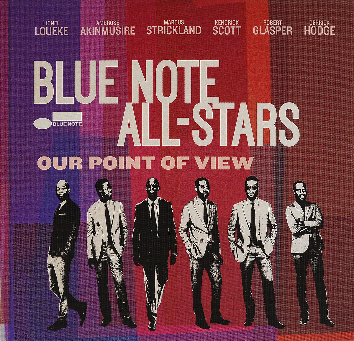 The Blue Note Blue Note All-Stars. Our Point Of View (2 CD) blue note
