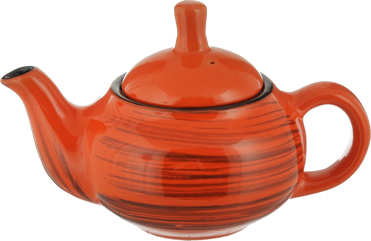 Чайник заварочный Борисовская керамика Кроха, 400 мл. РАД00000886РАД00000886Чайник Кроха младший РАД00000886. Материал: Керамика. Объем: