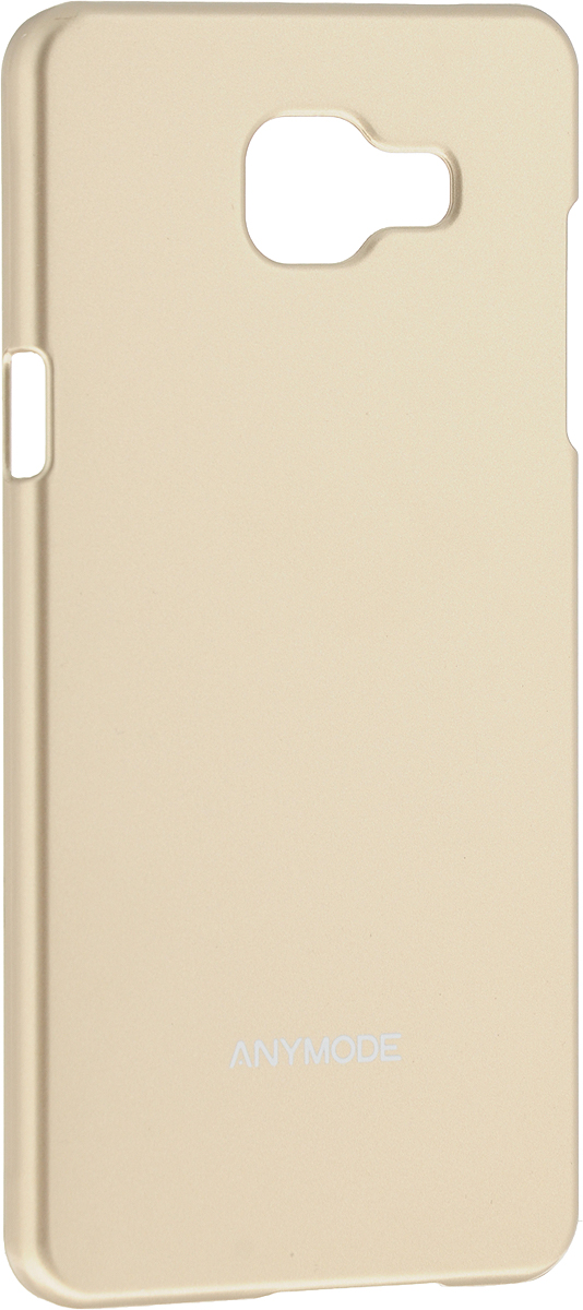 все цены на Anymode Hard Case чехол для Samsung Galaxy A5 2016, Gold онлайн