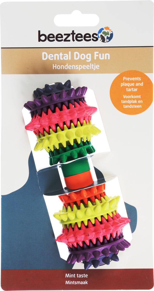 Игрушка для собак I.P.T.S. Гантель шипованная, для уходя за зубами, с запахом мяты16298/625415Игрушка для собак I.P.T.S. Гантель шипованная изготовлена из резины с приятным запахом мяты в виде гантели со специальными шипами, предназначенными для ухода за зубами. Предотвращает образование зубного камня. Предназначена для игр с собаками любого возраста. Такая игрушка привлечет внимание вашего любимца и не оставит его равнодушным. Длина: 14 см.Уважаемые клиенты!Обращаем ваше внимание на возможные изменения в дизайне товара. Качественные характеристики товара остаются неизменными. Поставка осуществляется в зависимости от наличия на складе.
