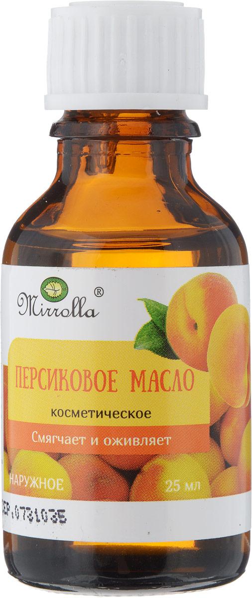 Мирролла Масло персиковое, 25 мл Mirrolla