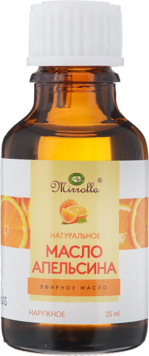 Масло эфирное Мирролла Апельсин 25 мл Mirrolla