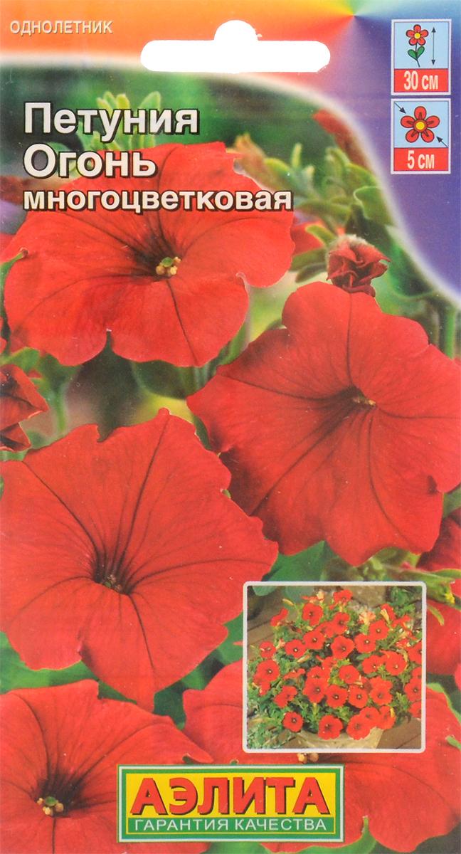 Семена Аэлита Петунья. Огонь многоцветковая4601729043475Несомненный восторг вызовет новый сорт петунии с неукротимой мощью ветвления и цветения. Никакое другое растение в такой степени, как петуния, не подходит для оформления комфортных и романтических уголков для отдыха. Отличается устойчивостью к жаре, дождю и ветру. Быстрорастущее и очень раннего цветения растение густо покрывается многочисленными цветками, почти полностью скрывающими длинные побеги. Идеальное украшение для балконов, подвесных корзин и кашпо.Посев на рассаду с февраля до середины марта. Чем раньше посеяны семена, тем раньше наступает цветение. Февральским посевам требуется дополнительная подсветка. Семена в драже прорастают на свету! Сеют поверхностно, без заделки, под стекло или пленку для сохранения постоянной влажности. Всходы появляются на 5-6 день. Пикировка в фазе 1-2-х настоящих листьев. Высадка в грунт закаленной рассады в конце мая, с шагом 20-25см. Петуния – культура сравнительно неприхотливая, очень пластичная, хорошо адаптируется к любым условиям.Для продолжительного и обильного цветения растениям необходим своевременный полив, регулярная прополка, рыхление и подкормка минеральными удобрениями.Уважаемые клиенты! Обращаем ваше внимание на то, что упаковка может иметь несколько видов дизайна. Поставка осуществляется в зависимости от наличия на складе.