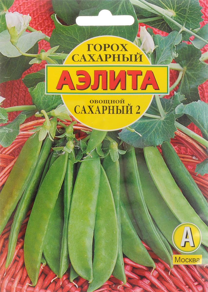 Семена Аэлита Горох. Овощной сахарный 24601729076954Среднеранний сахарный сорт. Вегетационный период от всходов до технической спелости 55-65 дней. Стебель высотой 60-70 см. На одном растении образуется до 14 бобов темно-зеленого цвета, длиной 5-8 см, состоящих из 6-9 зерен. Сорт ценится за отсутствие в бобах пергаментной оболочки. В пищу используются целиком сочные, мясистые, очень сахаристые бобы с недозрелыми семенами. Рекомендуется для потребления в свежем виде и консервирования. Посев проводят в конце апреля – начале мая на глубину 4-6 см. Схема посадки 30 х 15 см. Чтобы не допустить полегания стеблей, после всходов желательно поставить на грядке прутья-опоры длиной 1-1,2 м. Собирают урожай по мере созревания. Для хорошего роста и обильного плодоношения растениям необходим своевременный полив, регулярная прополка, рыхление и подкормка минеральными удобрениями.Уважаемые клиенты! Обращаем ваше внимание на то, что упаковка может иметь несколько видов дизайна. Поставка осуществляется в зависимости от наличия на складе.