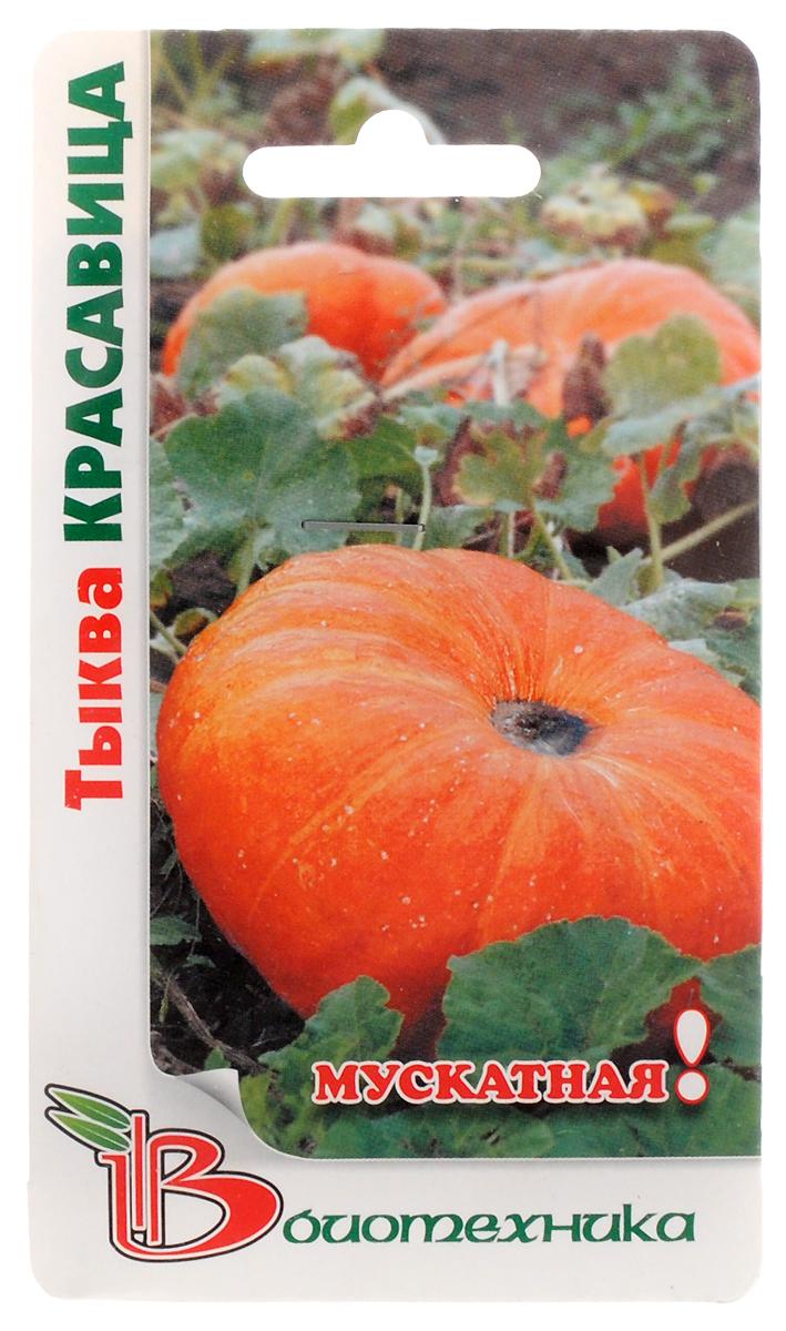 Семена Биотехника Тыква. Красавица4606362110089Вегетационный период от всходов до созревания 100-110 дней.Растение среднемощное, длинноплетистое. Лист пятиугольный, не рассеченный, темно-зеленый. Плодплоскоокруглой формы, слабосегментированный, массой 5-6 кг, толщина коры 6 см. Кора красно-оранжевого цвета.Мякоть ярко-оранжевая, сочная, нежная.Для регионов с прохладным климатом необходим рассадный способ выращивания.Семена высевают в торфяные горшочки диаметром 10 см со специально подготовленной почвой (2 части перегноя,1 часть дерновой земли, 1 часть песка), на глубину 1,5 см. Температура воздуха и почвы должна быть 20-23°С. Грунтдолжен быть равномерно увлажнен (не допускается перелив и закисание почвы).После появления всходов, в процессе роста растений, не допускать снижение температуры ниже 14°С.Сделать 1-2 подкормки полным минеральным удобрением с преобладанием азота. Рассада высаживается, когдаминует угроза заморозков.Товар сертифицирован.Уважаемые клиенты! Обращаем ваше внимание на то, что упаковка может иметь несколько видов дизайна.Поставка осуществляется в зависимости от наличия на складе.