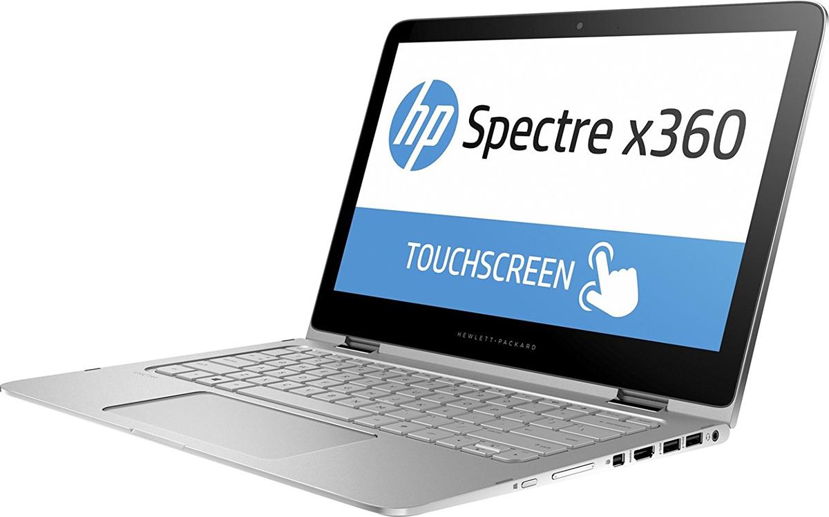 HP Spectre x360 13-4104ur (X5B58EA) - Ноутбуки