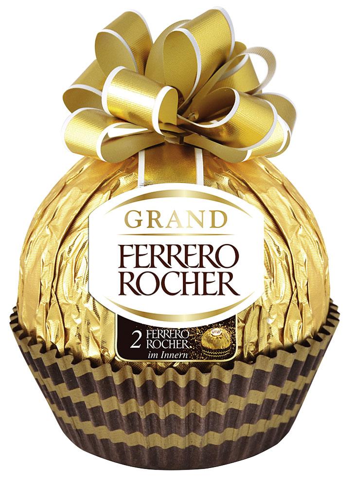 Гранд Ферреро Роше, 125 г ростагроэкспорт желе апельсин 125 г