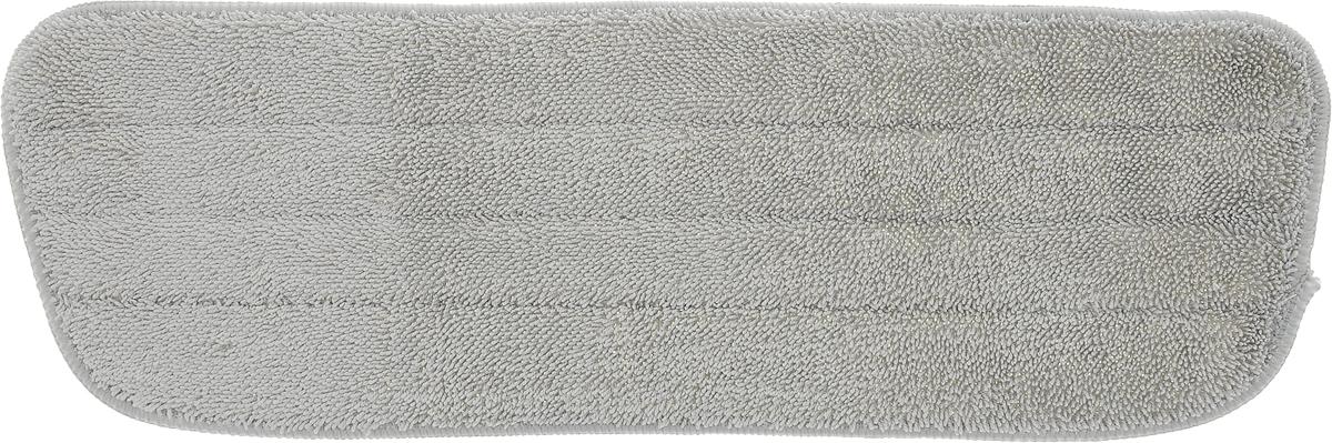 Насадка для швабры Youll love Top Class, сменная, цвет: светло-серый, длина 40 см50491_светло-серый