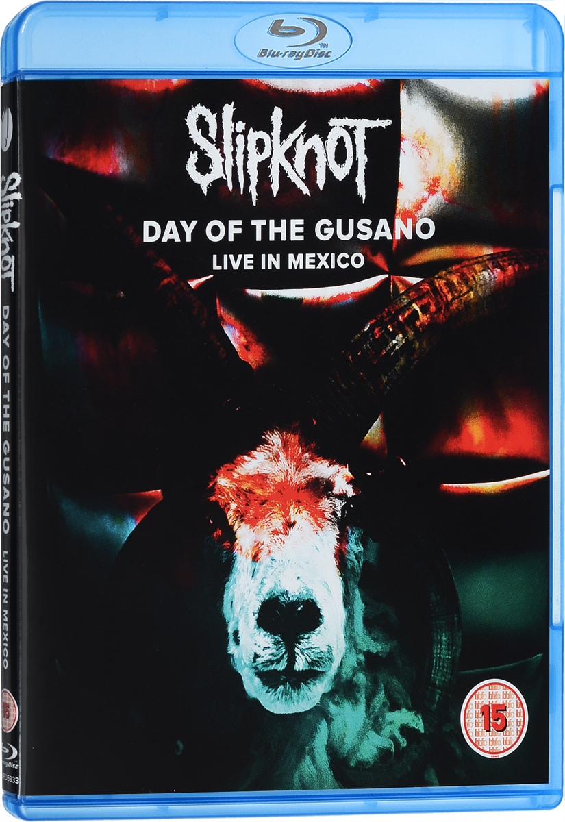 Slipknot: Day Of The Gusano: Live in Mexico (Blu-ray) yello live in berlin blu ray