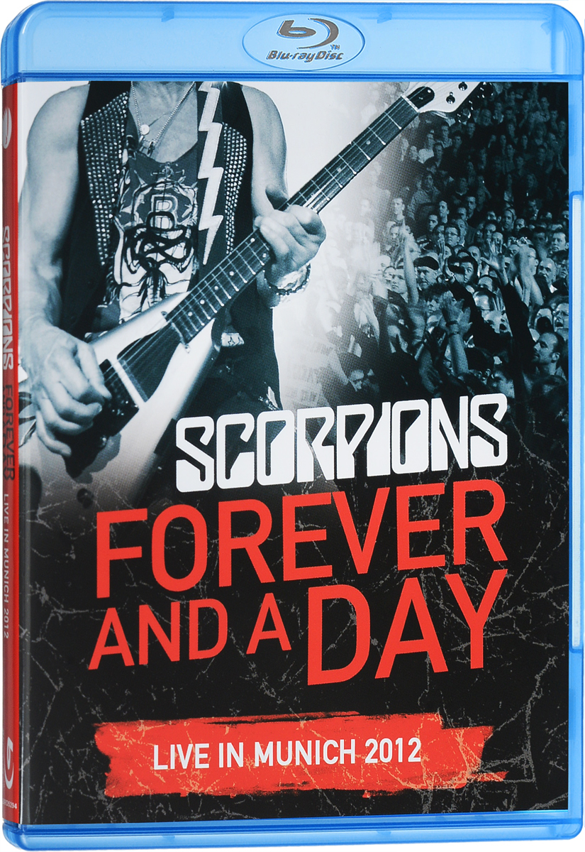 Scorpions: Forever And A Day - Live in Munich 2012 (Blu-ray) higher than the eagle soars a path to everest