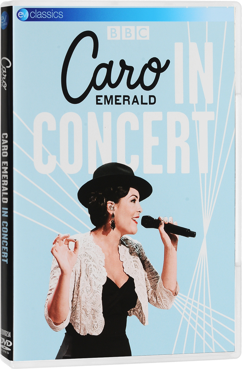 Caro Emerald: In Concert higher than the eagle soars a path to everest
