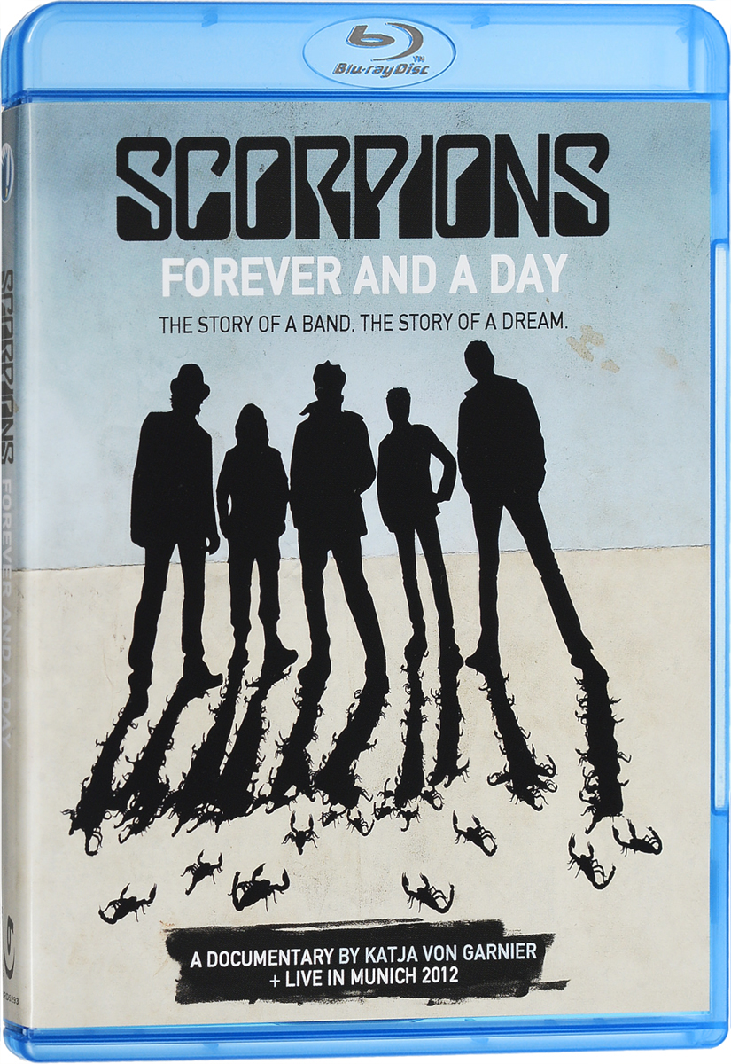 Scorpions: Forever And A Day + Live in Munich 2012 (2 Blu-ray) higher than the eagle soars a path to everest