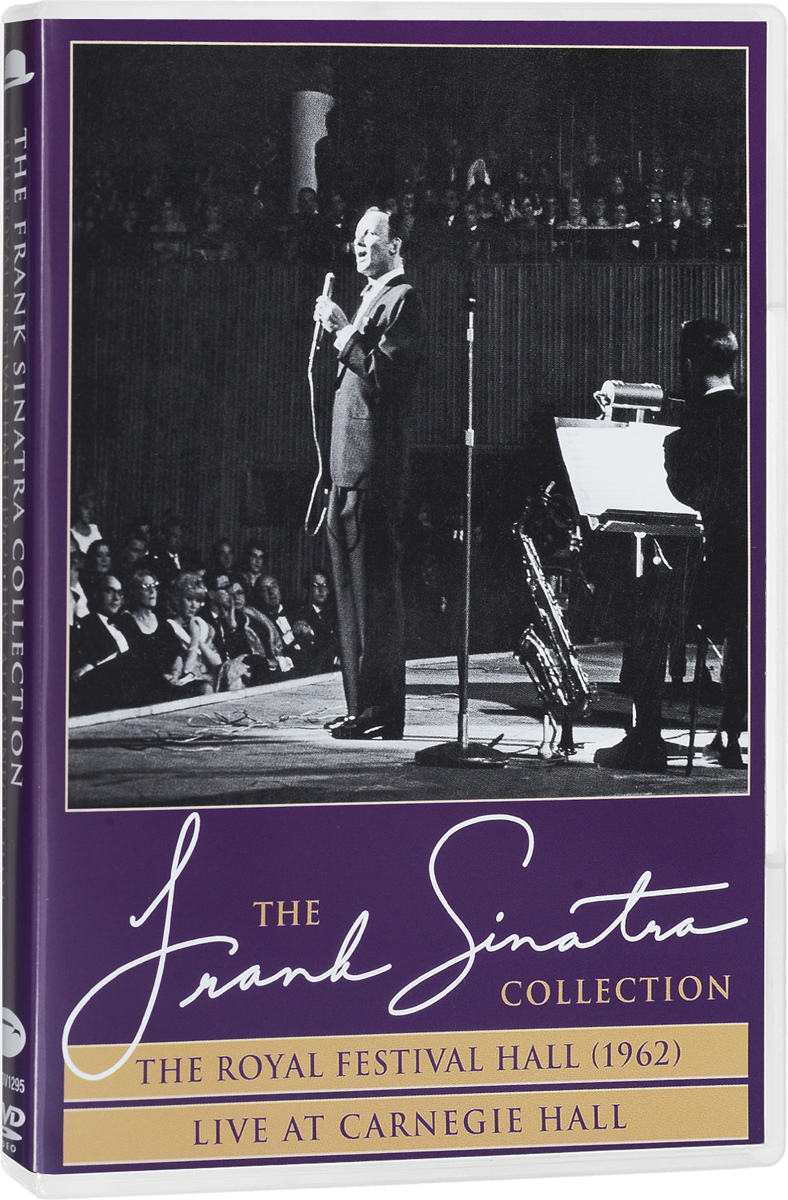The Frank Sinatra Collection: The Royal Festival Hall (1962) / Live At Carnegie Hall i found you