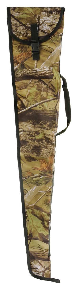 Чехол для рыбалки и охоты универсальный, длина 110 см. 14531781453178Чехол предназначен для переноски и хранения оружия, рыболовных принадлежностей. Выполнен из оксфорда. Чехол оснащен ручкой для удобной переноски.