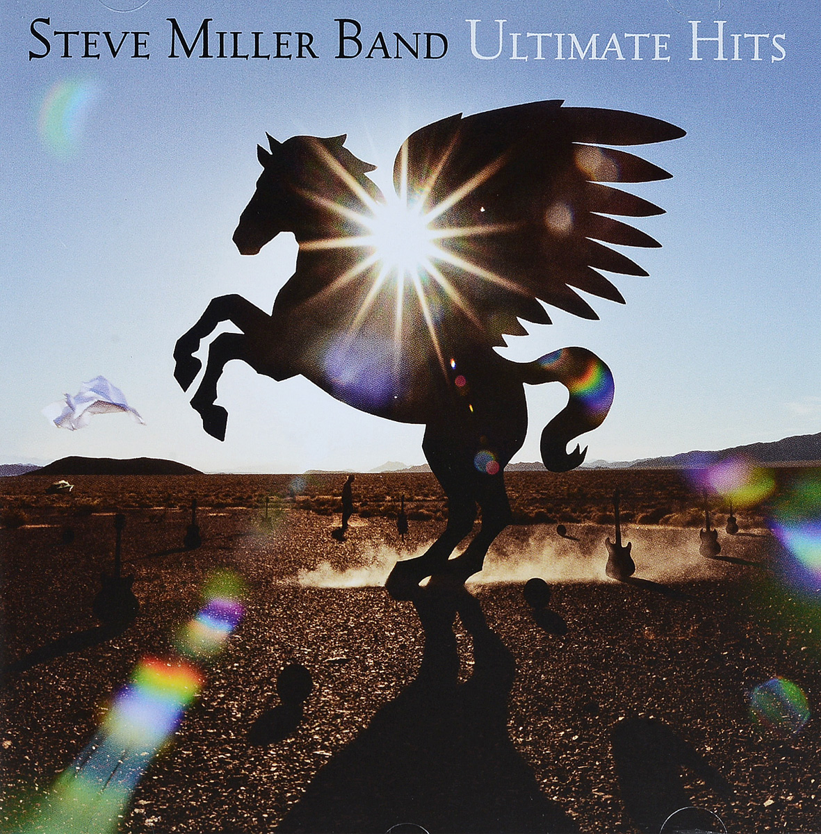 The Steve Miller Band Steve Miller Band. Ultimate Hits the steve miller band steve miller band number 5 lp